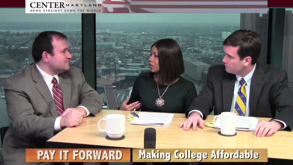 "Center Maryland Interview on ""Pay It Forward"""