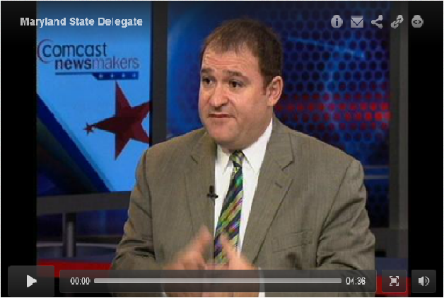 October 2013 Appearance on Comcast Newsmakers