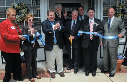 Senator Kasemeyer at the opening of the new Greater Catonsville Chamber Headquarters (Click to read the article in .PDF)